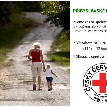 Přibyslavské procházky 28. 3. 2015