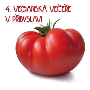 4. veganská večeře v Přibyslavi 22. 11. 2015