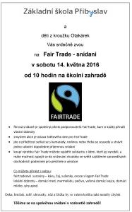 Microsoft Word - Fair Trade - snídaně