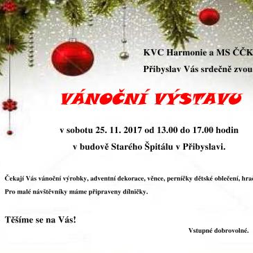 Vánoční výstava 25. 11. 2017